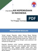 Regulasi Kepemudaan di  Indonesia.revisi II.pptx