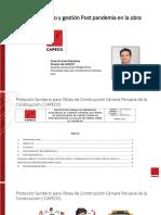 S03.s1 Acciones_post_pandemia_y_protocolo_sanitario_CAPECO-Cesar Guzman
