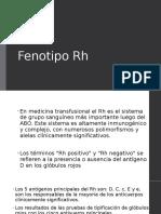 Fenotipo Rh.pptx