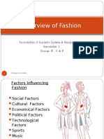 Factors Influecing Fashion (1)