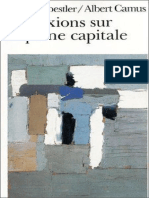 Reflexions sur la guillotine - Albert Camus