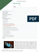 Detector de objetos por ultrasonidos