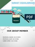 PPF & MARKET EQUILIBRIUM
