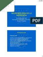 8Neurobiología depresión