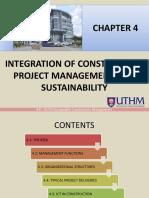 Chapter 4 Integration