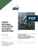 WM C4002 Parts Manual