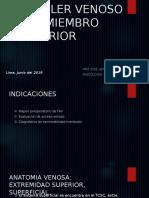 DOPPLER VENOSO DEL MIEMBRO SUPERIOR.pptx