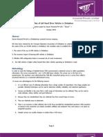 TOAZ LHD Study FInalDraft November2010