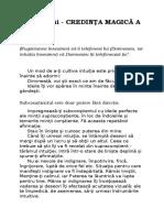 F. Scovel Shinn - Calea magica a intuitiei.docx