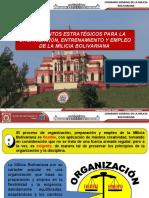 01. Lineamientos de La Milicia Bolivariana