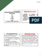 A_COURS D'ANALYSE DES SYSTEMES ORGANISATIONNELS ET FONCTIONS DES CADRES L1 GD KAS  18  19 ET