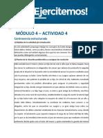 API n° 4 Privado VI (Familia)