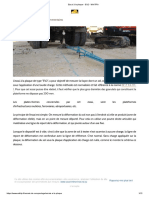 Essai à la plaque - EV2 - WikiTP.fr