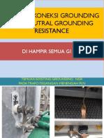 Presentasi Grounding NGR