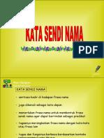Kata_Sendi_Nama ppt