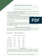 Resumo Decreto Regulamentar 5-2010, 24 Dezembro