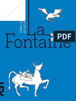 Fábulas Selecionadas de La Fontaine - Jean de La Fontaine
