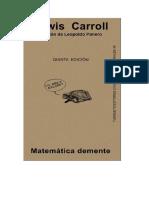 Carroll Lewis - Matematica Demente