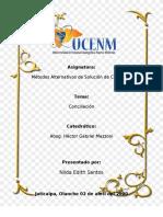 Informe sobe La Conciliacion.docx