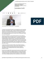 Mário Magalhães - Janio de Freitas, gigante do jornalismo, faz 85 anos