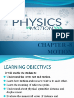 Ch8 Motion ppt1