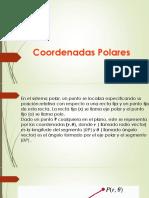 Resumen #1 Coordenadas Polares
