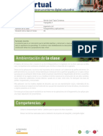 Guía de planificación de clases Fotogrametria