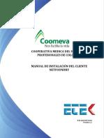 Manual de Instalación del Cliente NetFoundry