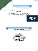 3. HVAC Electrical Control