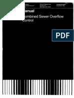 EPA 1993 CSO Control (Manual)