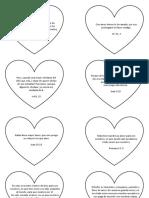 Tema 10 El amor del padre - Corazones