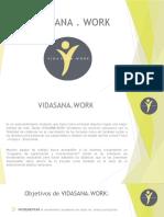 VidaSana.work Escuelas