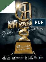 RH Ranch - Leilão Virtual 12/05/2020
