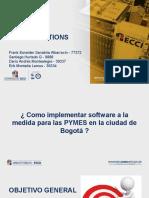 Presentación - Core Solutions