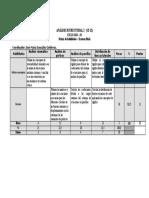 Matriz de Habilidades EF ANÁLISIS ESTRUCTURAL 2