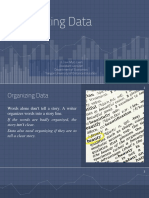 Organization Data