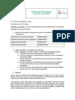 UT 15 Práctica 04-05 Mayo de 2020. Estrés y psicología de la salud
