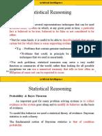Statistical Reasoning cha 8