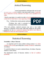 Statistical Reasoning cha 8