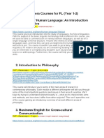 1 Coursera Courses for FL.docx