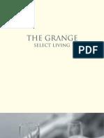 The Grange Brochure