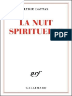 Dattas, Lydie - La nuit spirituelle.epub