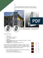 profile PVC Salamander