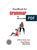 Grammar-Handbook-for-You (important)