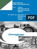Refrigeration Retrofitt Guidelines
