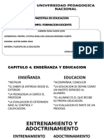 Materia Filosofia INTRODUCCION A LA FILOSOFIA DE LA EDUCACION
