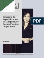 Folleto PE Compliance y Buenas Prácticas Corporativas