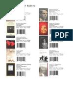 Libros del año Babelia