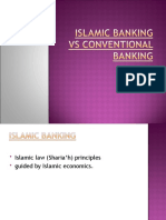 Islamic Banking vs Conventional Banking