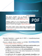 Modernidad-Postmodernidad clase.pptx